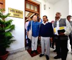 Delhi Assembly's budget session - Kejriwal, Manish Sisodia