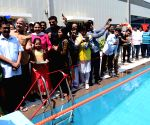 Delhi CM, Dy CM inaugurate swimming pools in two government schools