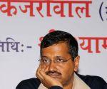 BJP targets Kejriwal over Delhi's supply water
