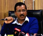 Kejriwal apologizes for live telecast of PM-CMs meet on Covid-19