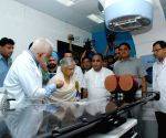 Inauguration of new operation theater at Delhi State Cancer Institute