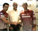 Launch of Delhi Daredevils' anthem for IPL 2018