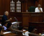 Manish Sisodia presents state budget 2018-19
