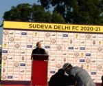 Free Photo: Delhi Deputy CM Manish Sisodia launches Sudeva Delhi FC team for I League .