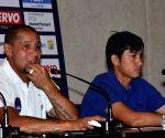 Pre-match conference between Atletico de Kolkata and Delhi Dynamos FC