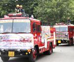 Delhi Fire Services get 45 distress calls