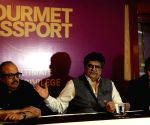 "Gourmet Passport App"" - press conference"