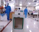 Delhi govt launches app to track hospital beds, ventilators