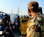 Security checks cause traffic snarls on Delhi-Gurugram border