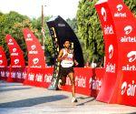 Free Photo: Delhi Half Marathon: Ethiopia's Yehualaw, Walelegn win elite races in record time
