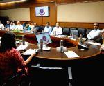 Delhi LG Anil Baijal reviews meeting