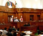 Baijal addresses Delhi Assembly