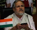Delhi Lt Governor launches DIMTS app to book auto-rickshaws