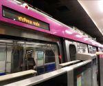 File Photos: Magenta line