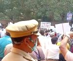Delhi Police book 4 AAP MLAs after Civic Centre protest