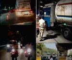 Delhi Police ensure supply of oxygen to city hospitals
