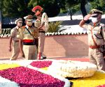 Free Photo: Delhi Police pays homage to martyrs on Commemoration Day