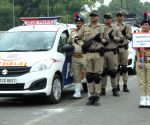"Delhi Police's ""Prakram Vans"" launched"