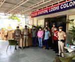 Free Photo: Delhi Police seizes 419 oxygen concentrators being sold online at exorbitant price