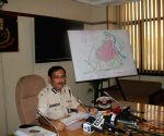 Delhi Police press conference