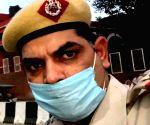 Delhi's killer cop surrenders after shooting GF, murdering father-in-law