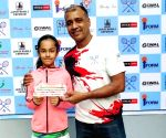 Anahat Singh wins GU-13 title at Eastern Slam squash