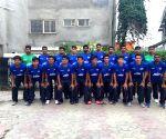 Free Photo: Delhi State Football team