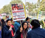 DUTA takes out protest march to Jantar Mantar over various demands