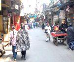 Delhi unlock: Religious places open but visitors not allowed(2nd ld)