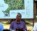 Zoo director Amitabh Agnihotri's press conference