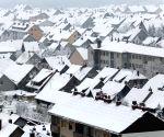 CROATIA DELNICE SNOW