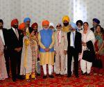Dera Baba Nanak (Punjab): PM Modi at the inauguration of Kartarpur Sahib