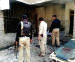 3 killed, 7 injured in suicide blast in Pakistan
