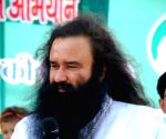Jailed Sacha Sauda chief hospitalised in Haryana