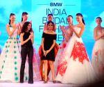 BMW India Bridal Fashion Week - Designer Gauri and Nainika's Show