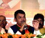 No talk of sharing CM's post with Sena: Fadnavis