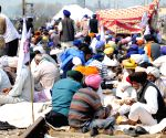 25 trains cancelled as farmers block tracks in Amritsar