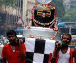 Kolkata: Devotees observe Sawan Somwar