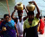 Chaiti Chhath Puja celebrations