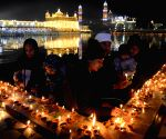Guru Nanak Jayanti celebrations at Golden Temple