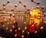 Parkash Purab of Sri Guru Granth Sahib - celebrations