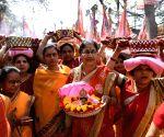 Falgun procession