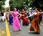Iskcon's Ulta Rath Yatra celebration