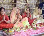 First day of Navratri festival