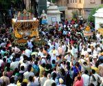 Lord Jagannath's annual rath yatra