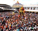 Uttararadhana - Maha Rathotsava