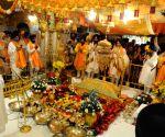 : (171016) Amritsar: Sikh Guru Ramdas' birth anniversary