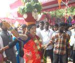 Bonalu festival celebrations