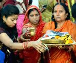 Chaiti Chhath Puja celebrations