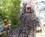 Chithirai Festival celebrations